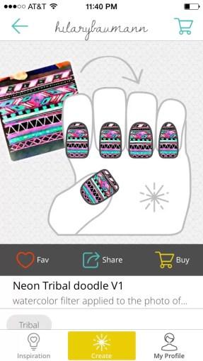 #nailsnaps custom #nailwraps 1st order!