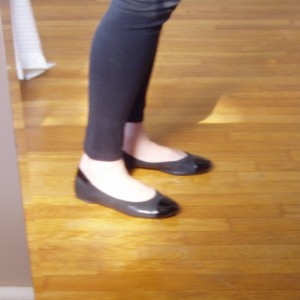Women's Claire Scrunch Flat dexflex by Dexter