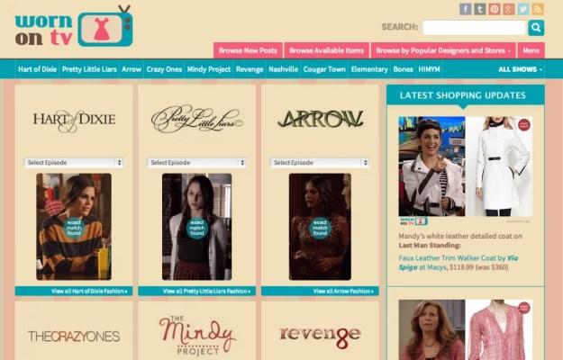 www.wornontv.net screenshot