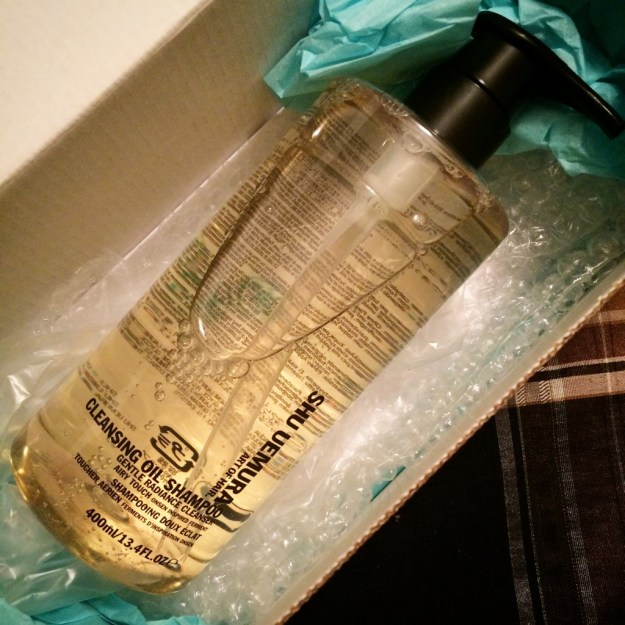 Shu Uemura Cleansing Oil Shampoo repurchased Jan 2015 • ClothingCult.com
