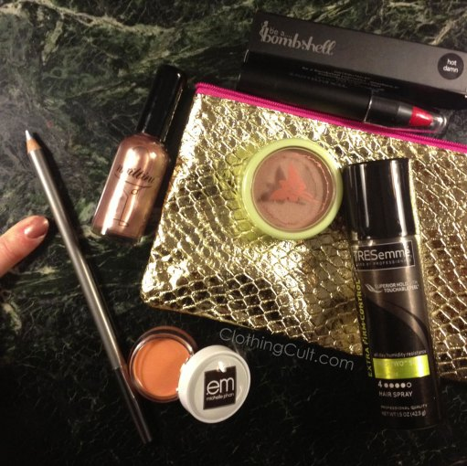 Ipsy glambag unboxing and reviews November 2013
