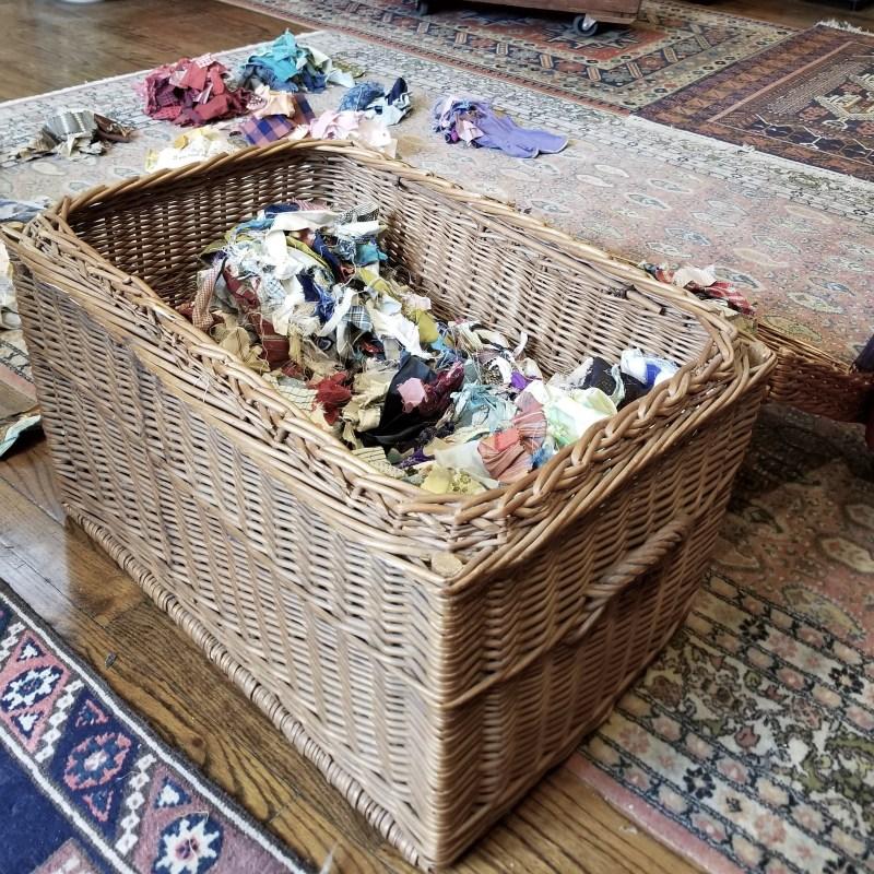 I think Mom gave me this basket,