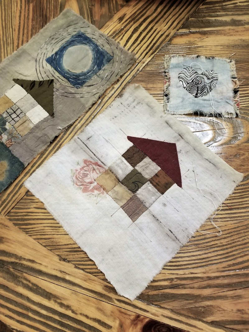 three spring fragments