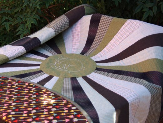 green-circular-quilt-and-backing