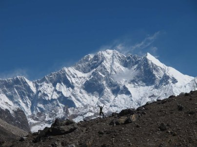 le Nupse, le Lotse, l'Everest
