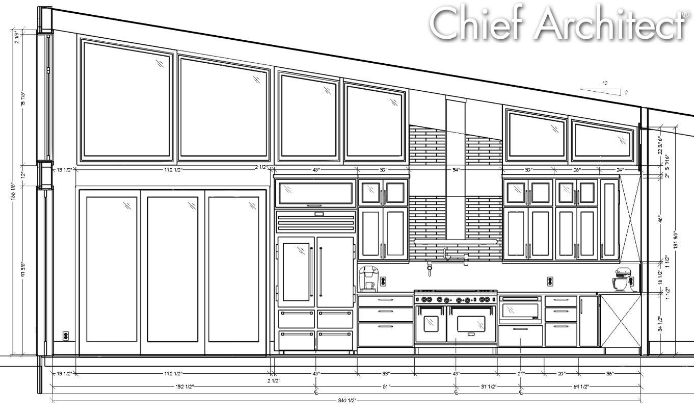 Chief architect house design for Chief architect house plans
