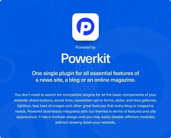 Networker - Tech News WordPress Theme with Dark Mode - 20