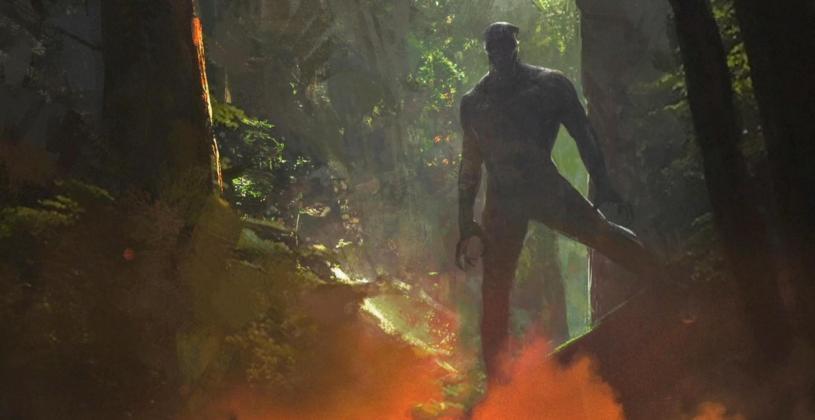 3 Pantera Negra   Novas imagens do filme acabam de ser divulgadas