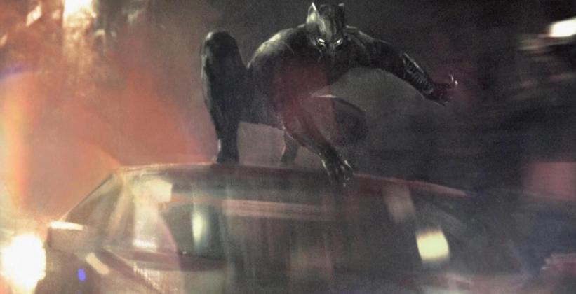 5 Pantera Negra   Novas imagens do filme acabam de ser divulgadas