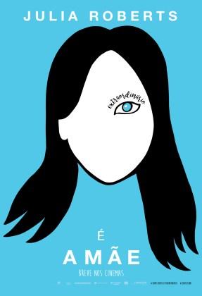EXTRAORDINARIO_MAE Novos cartazes de 'Extraordinário' apresentam os personagens do filme