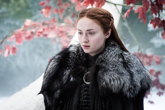 "Sansa-Stark-Sophie-Turner-Credito_Helen-Sloan_HBO HBO DIVULGA FOTOS INÉDITAS DO QUARTO EPISÓDIO DE  ""GAME OF THRONES"""
