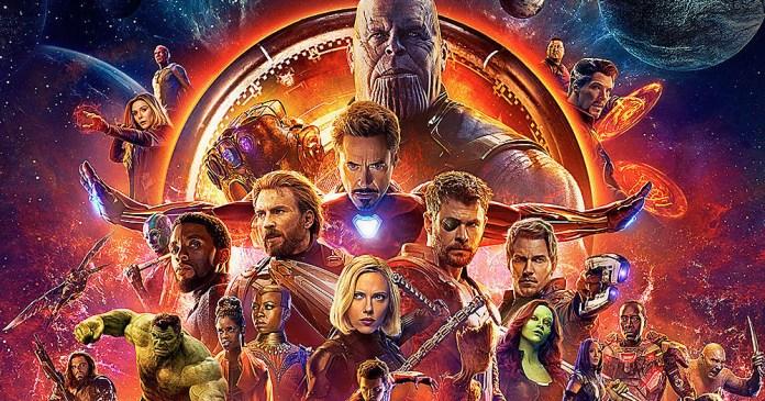 vingadors-guerra-infinita Vingadores 4   Trailer é confirmado para essa semana; Confira!