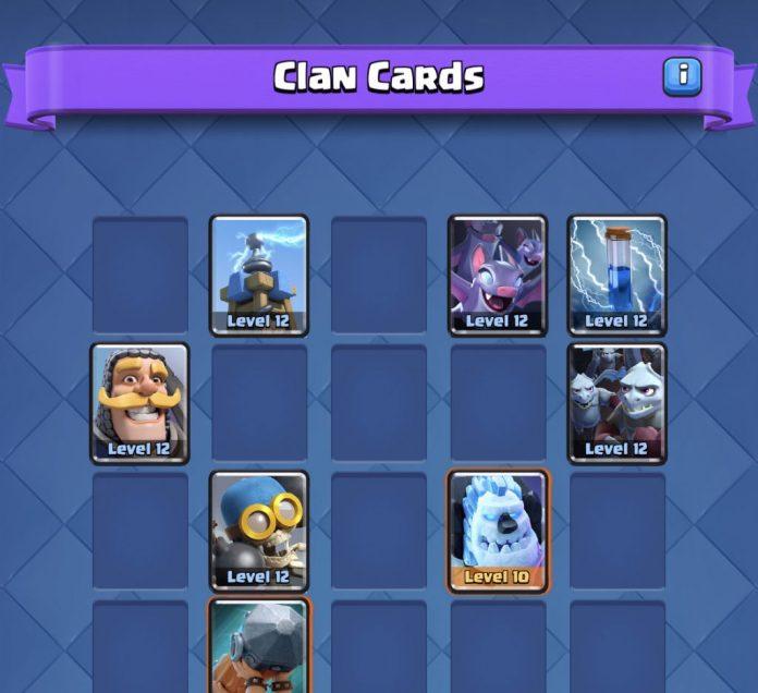 cw_cards3-1024x935 Clash Royale   Conheça a novidade Guerra de Clãs e saiba como jogar!