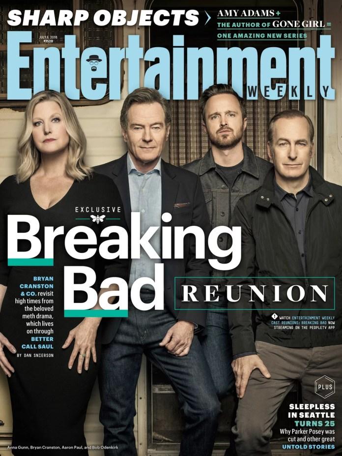 bbew Breaking Bad | Elenco e diretores se reúnem para comemorar o 10º aniversário da série
