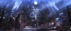 Vingadores-Guerra-Infinita-Novas-artes-conceituais-revelam-cenas-exclu%C3%ADdas-do-filme-10 Vingadores: Guerra Infinita | Artes conceituais revelam algumas cenas deletadas; Confira