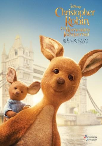 PINWHEEL_CHARACTER_BANNERS_KANGA_ROO_BRAZIL Christopher Robin – Um Reencontro Inesquecível | Confira os novos pôsteres do filme!