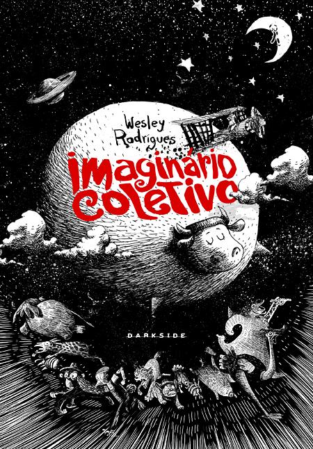 imaginario_coletivo Imaginário Coletivo e Shirô   DarkSide Books anuncia o lançamento de seus dois primeiros títulos nacionais