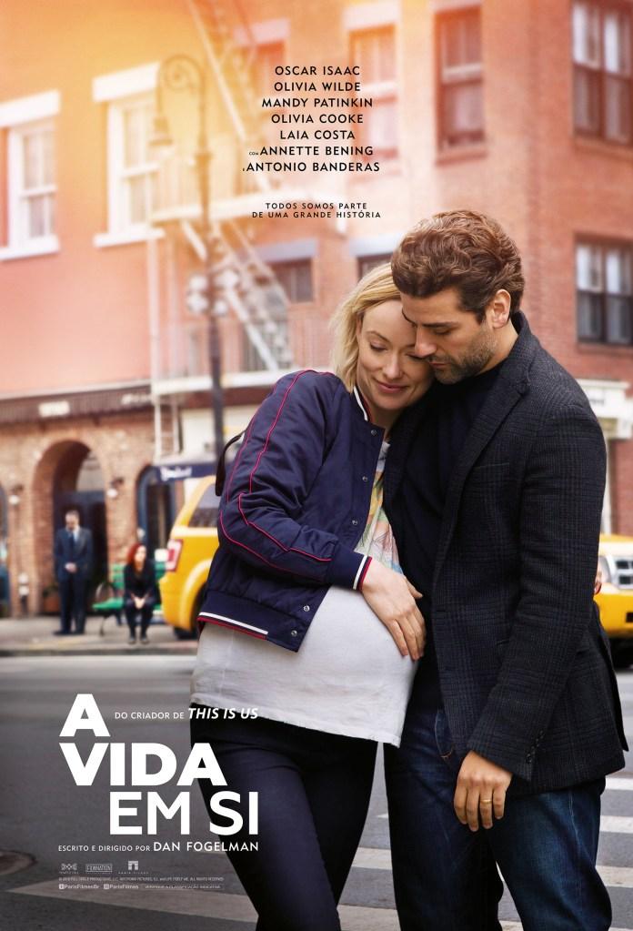 P%C3%B4ster-Oscar-Isaac-A-Vida-em-Si A Vida Em Si   Filme com Oscar Isaac e Antonio Banderas ganha primeiro trailer e pôsteres individuais