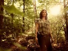 Lauren Cohan as Maggie Rhee- The Walking Dead _ Season 9, Gallery- Photo Credit: Victoria Will/AMC