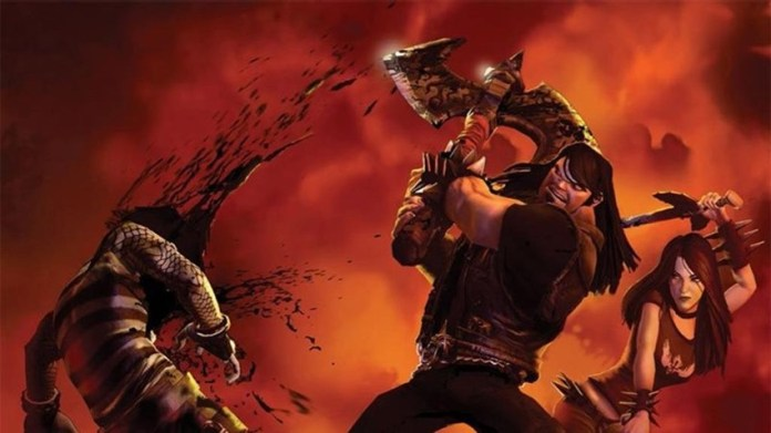 burtal2 Brütal Legend ganha retrocompatibilidade no Xbox One