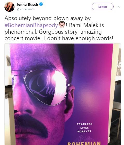1 Bohemian Rhapsody | Primeiras reações da crítica destacam Rami Malek