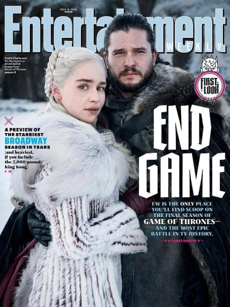 daenerys-emilia-clarke-e-jon-snow-kit-harington-estao-na-primeira-foto-da-ultima-temporada-de-game-of-thrones-1541075473481_v2_450x600 Game Of Thrones | Jon Snow e Daenerys juntos na 1ª foto da última temporada; Confira!
