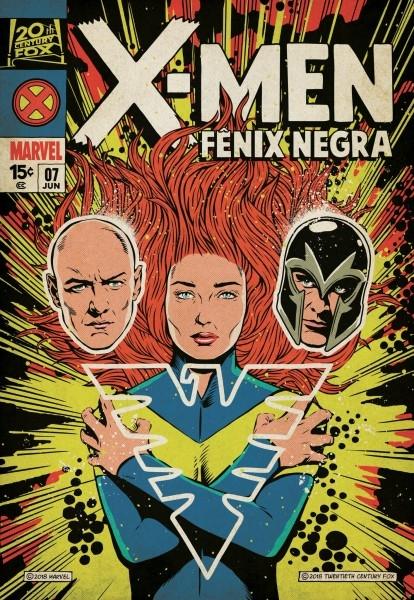 2984820.jpg-r_414_600-f_jpg-q_x-xxyxx CCXP 2018 | X-Men - Fênix Negra ganha cartaz retrô incrível; Confira!