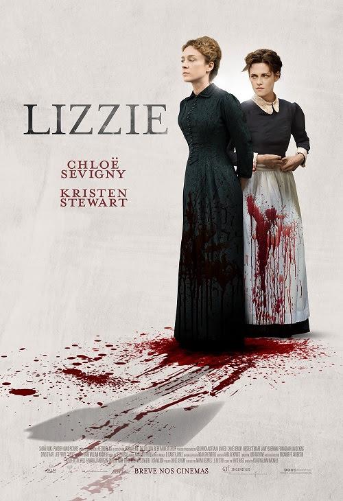 lizzie_1 Lizzie | Longa com Chloë Sevigny e Kristen Stewart ganha trailer e pôster; Confira!