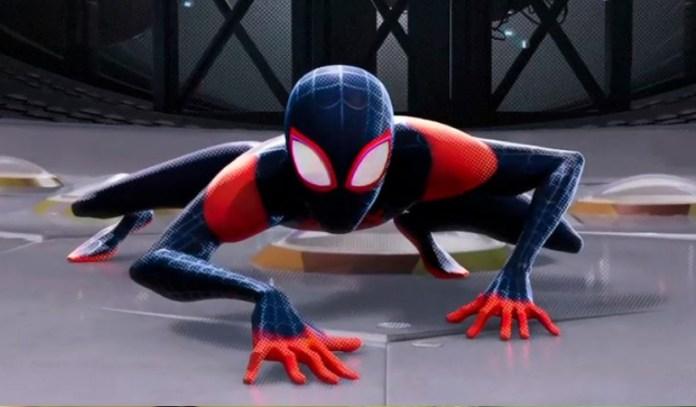 homem-aranha Crítica | Homem Aranha: No Aranhaverso