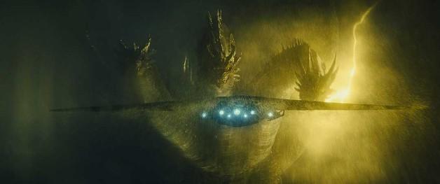 Godzilla-King-of-the-Monsters-King-Ghidorah Godzilla 2: Rei dos Monstros | Filme tem nova imagem épica revelada; Confira