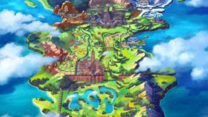 Mapa-300x300 Nintendo anuncia Pokémon Sword e Shield para o final desse ano.