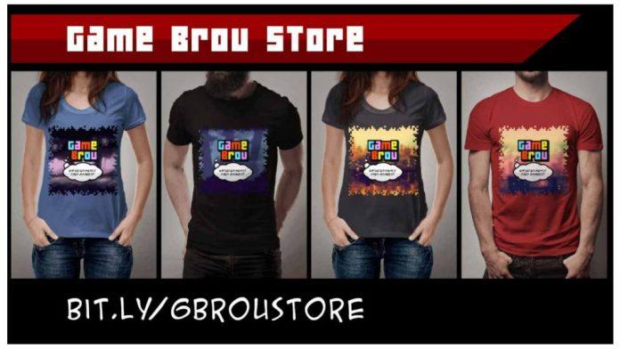 Game-Brou-Store-Camisetas-1024x576 Chernobylite - Jogo em campanha no Kickstarter