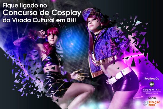 Concurso de Cosplay Virada Cultural 2019