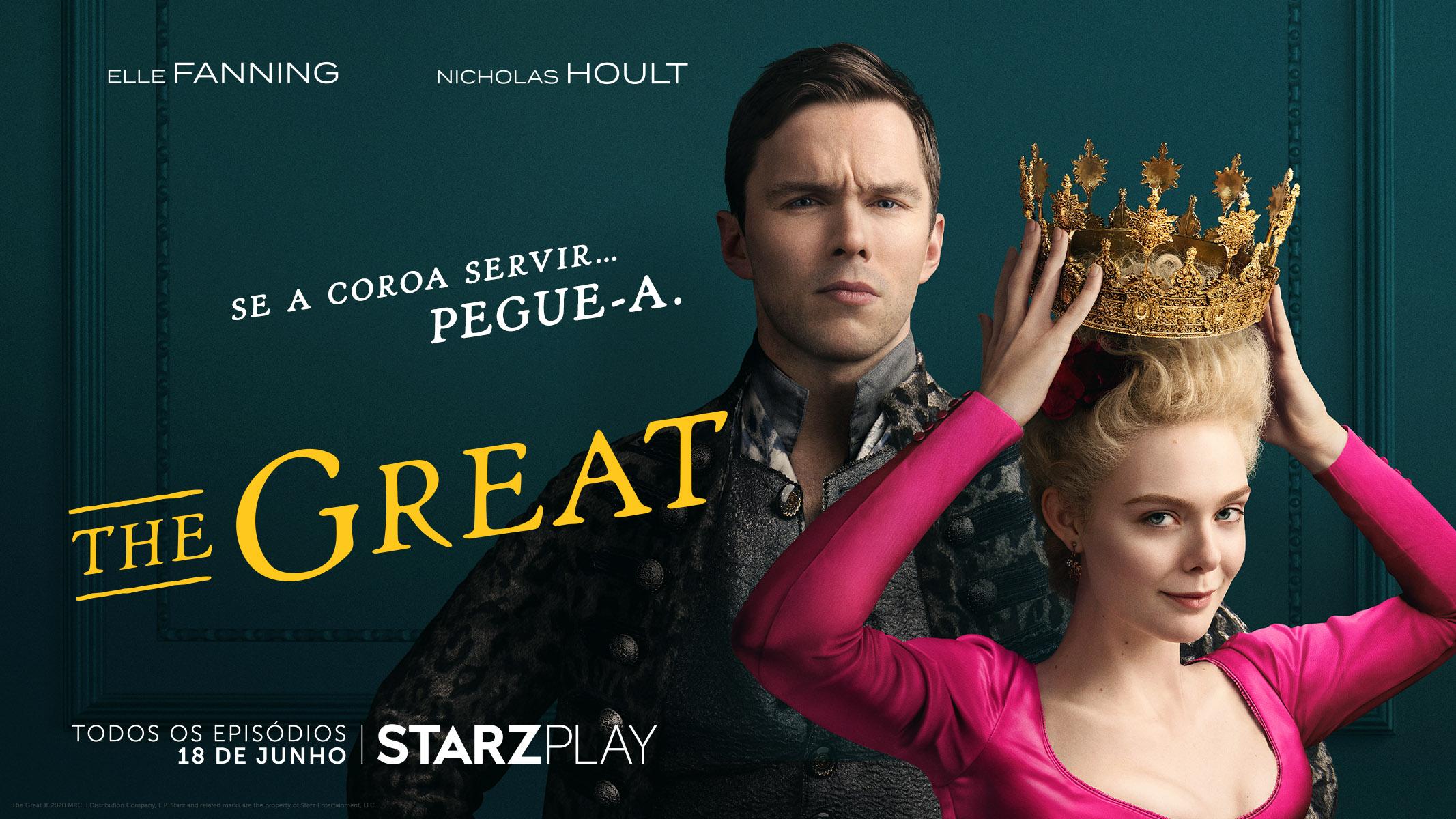 The Great | Confira o trailer da série estrelada por Elle Fanning ...