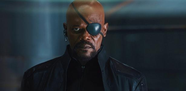 O Ator Samuel L Jackson Como Nick Fury