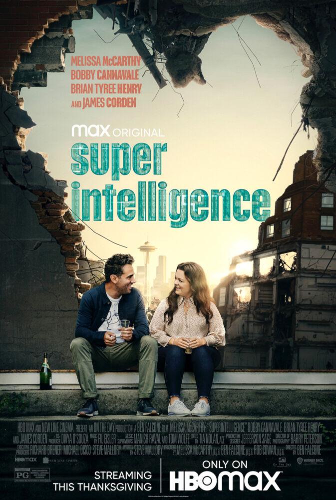 Superintelligence   Comédia ganha primeiro pôster oficial; Confira!