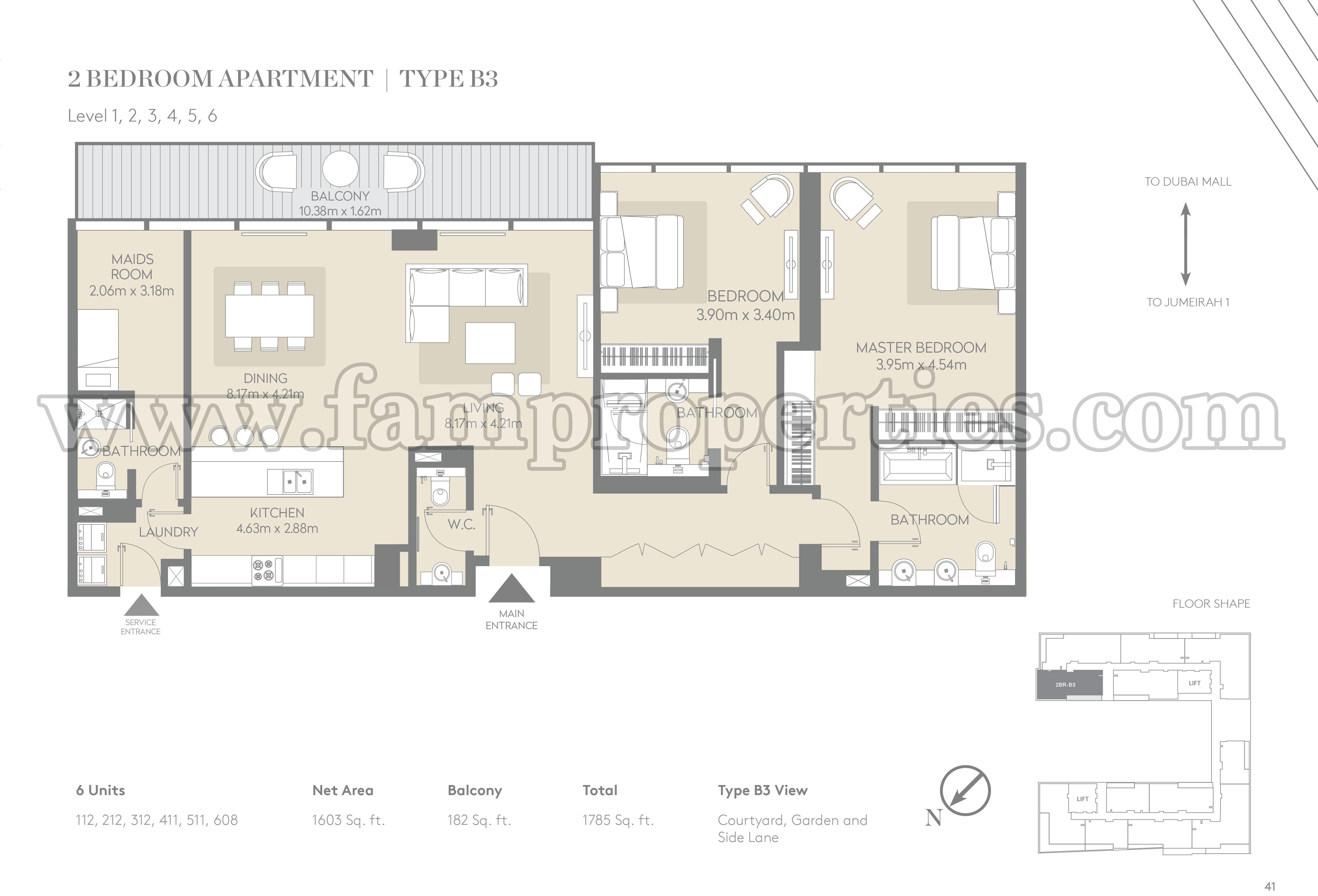 Citywalk Apartments Jumeirah Dubai