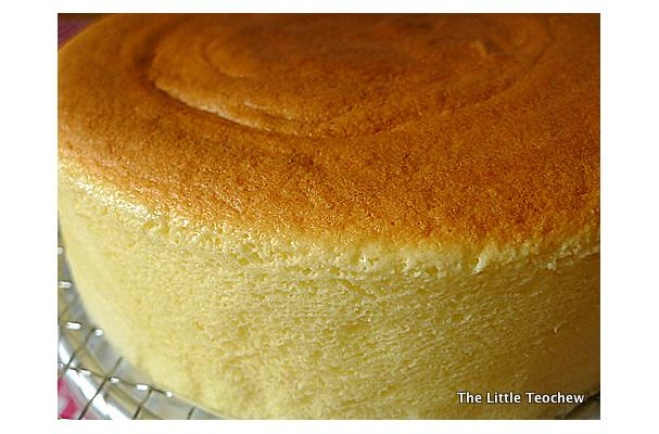 Quick Butter Cake Recipe