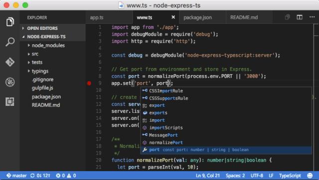 Microsoft VS Code