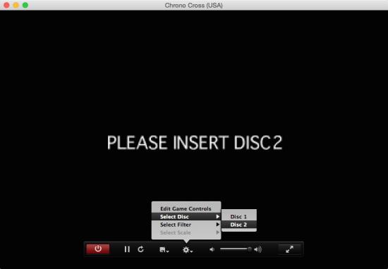 Giao diện OpenEmu giả lập NES macOS