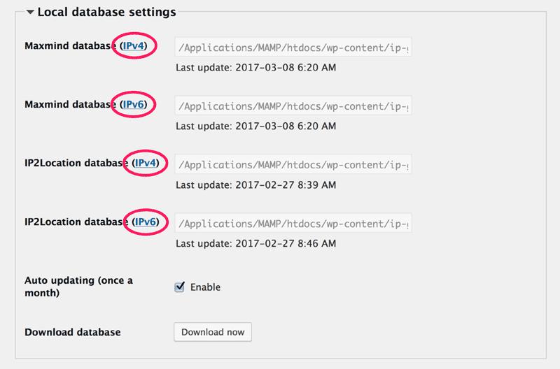 Cant install IP2LOCATION-LITE-DB1 BIN   WordPress org