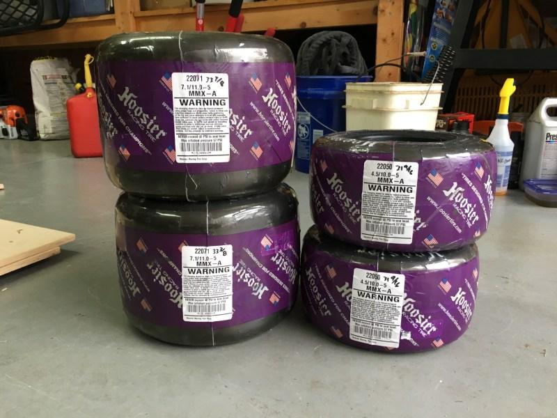 Hoosier MMX-A Tires