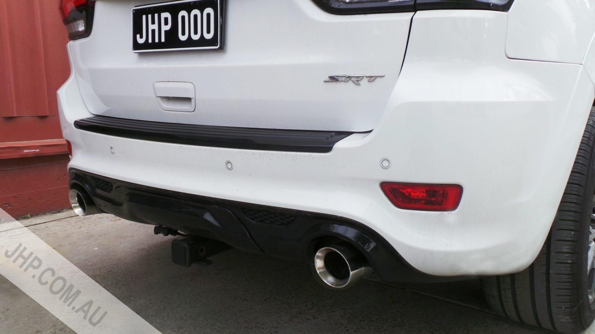 xforce jeep grand cherokee srt exhaust 2011 2018