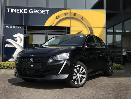 Peugeot E 208 Netherlands Used Search For Your Used Car On The Parking