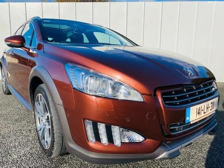 Peugeot 508 Brown Used Search For Your Used Car On The Parking