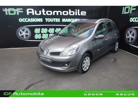 Renault Clio Estate Marron D Occasion Recherche De Voiture D Occasion Le Parking