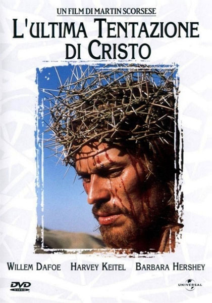Risultati immagini per ultima tentazione di cristo