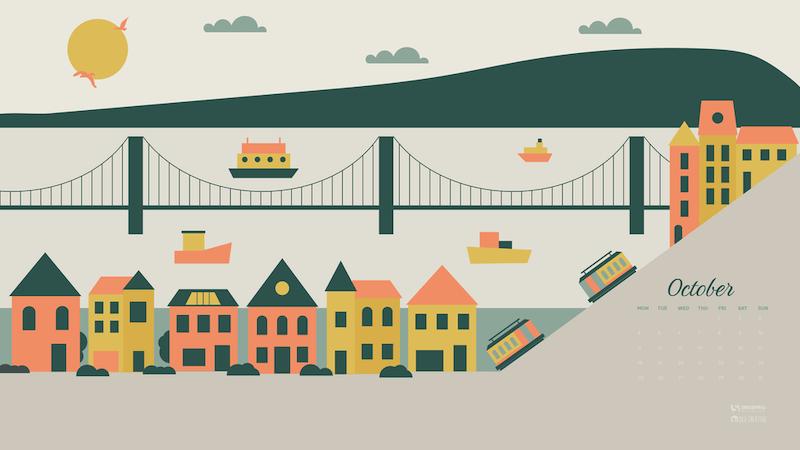 Up And Down San Francisco