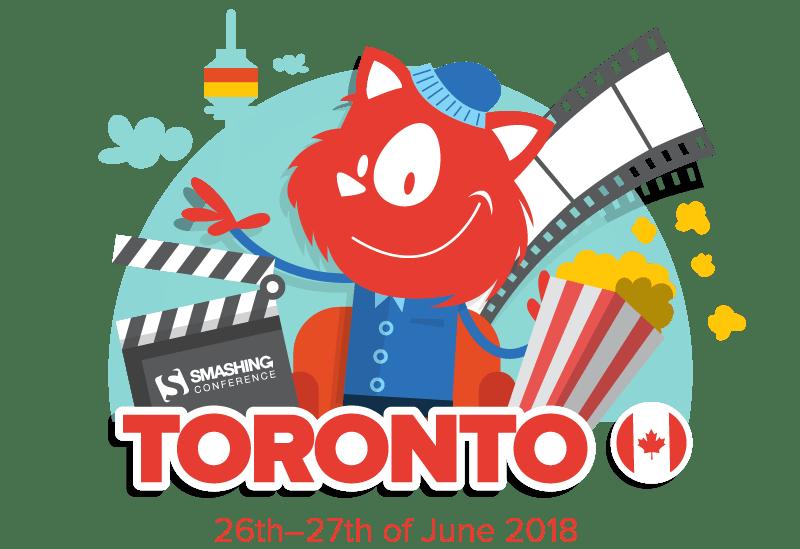 Smashingconf Toronto 2018