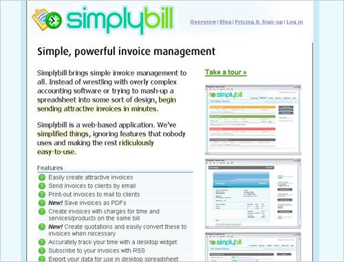 SimplyBill.com